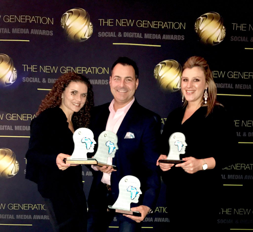 NEXT Engage is growing their awards collection